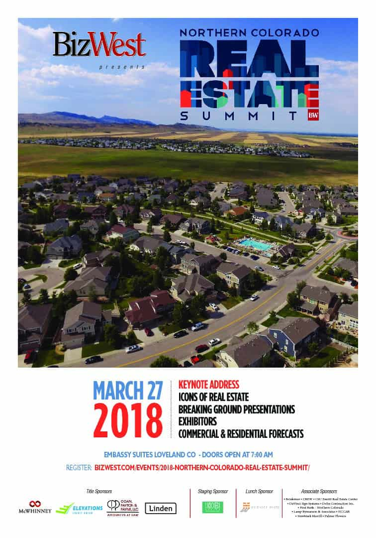 Northern Colorado Real Estate Summit – 2018