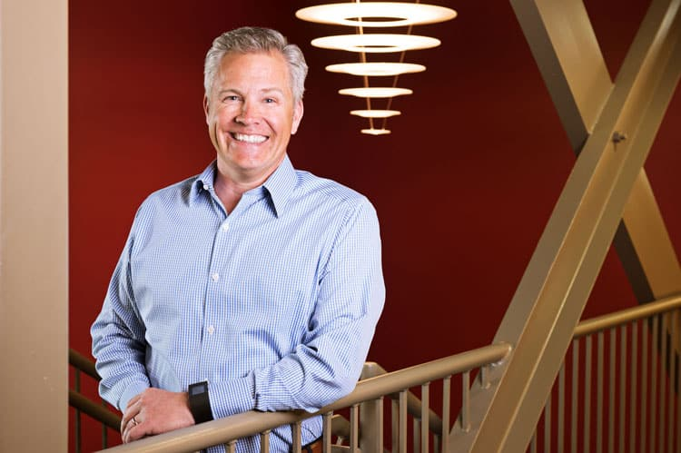 Bruce Johnson - CEO of Global Healthcare Exchange
