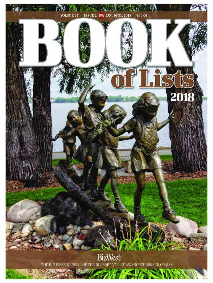 Book of Lists – 2018