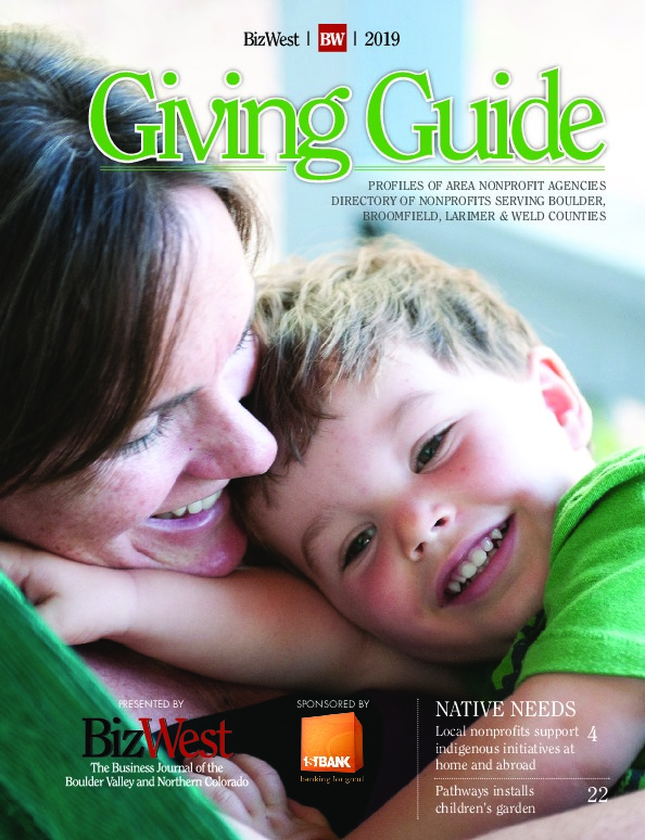 Giving Guide – 2019