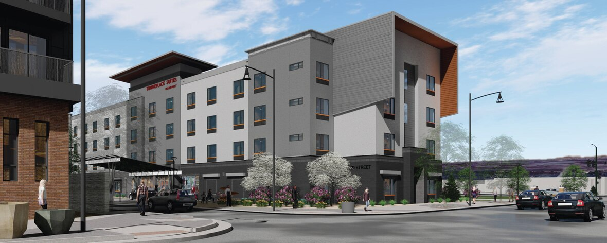 Townplace Suites To Open Friday In Loveland Bizwest