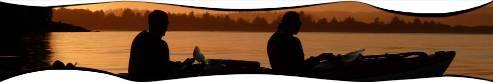 kayak trips in Clayoquot Sound