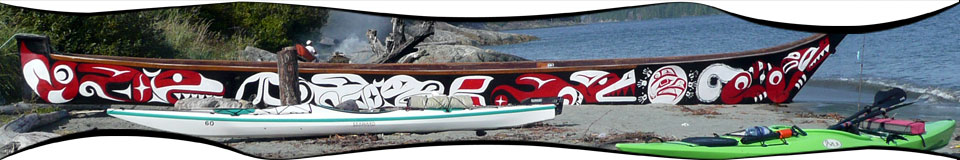 kayaking tours in Tofino