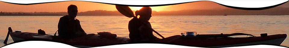 kayaking tours in Tofino