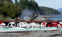 Kayak Adventure Tours in Tofino