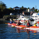 Tofino Kayaking Tours September 12-15, 2016