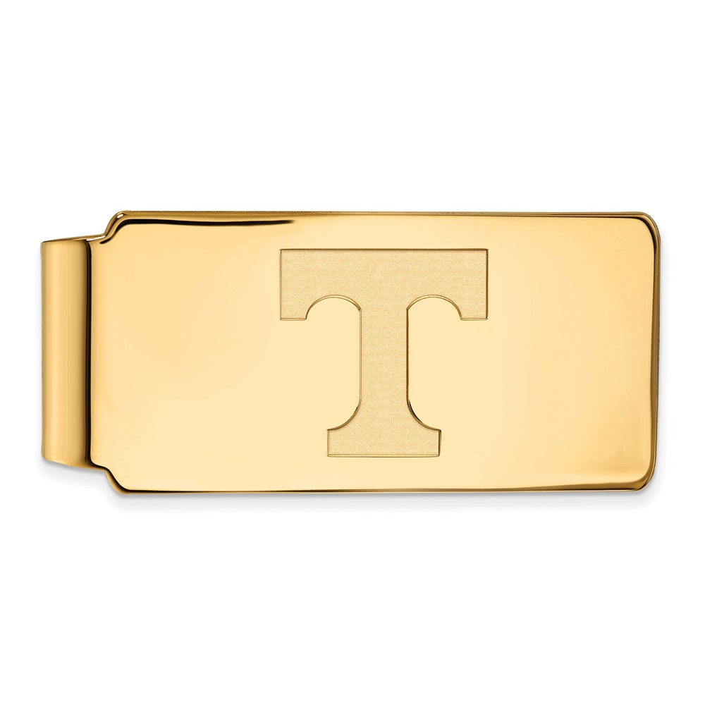 Tennessee | Silver | Money | Plate | Clip | NCAA | Gold