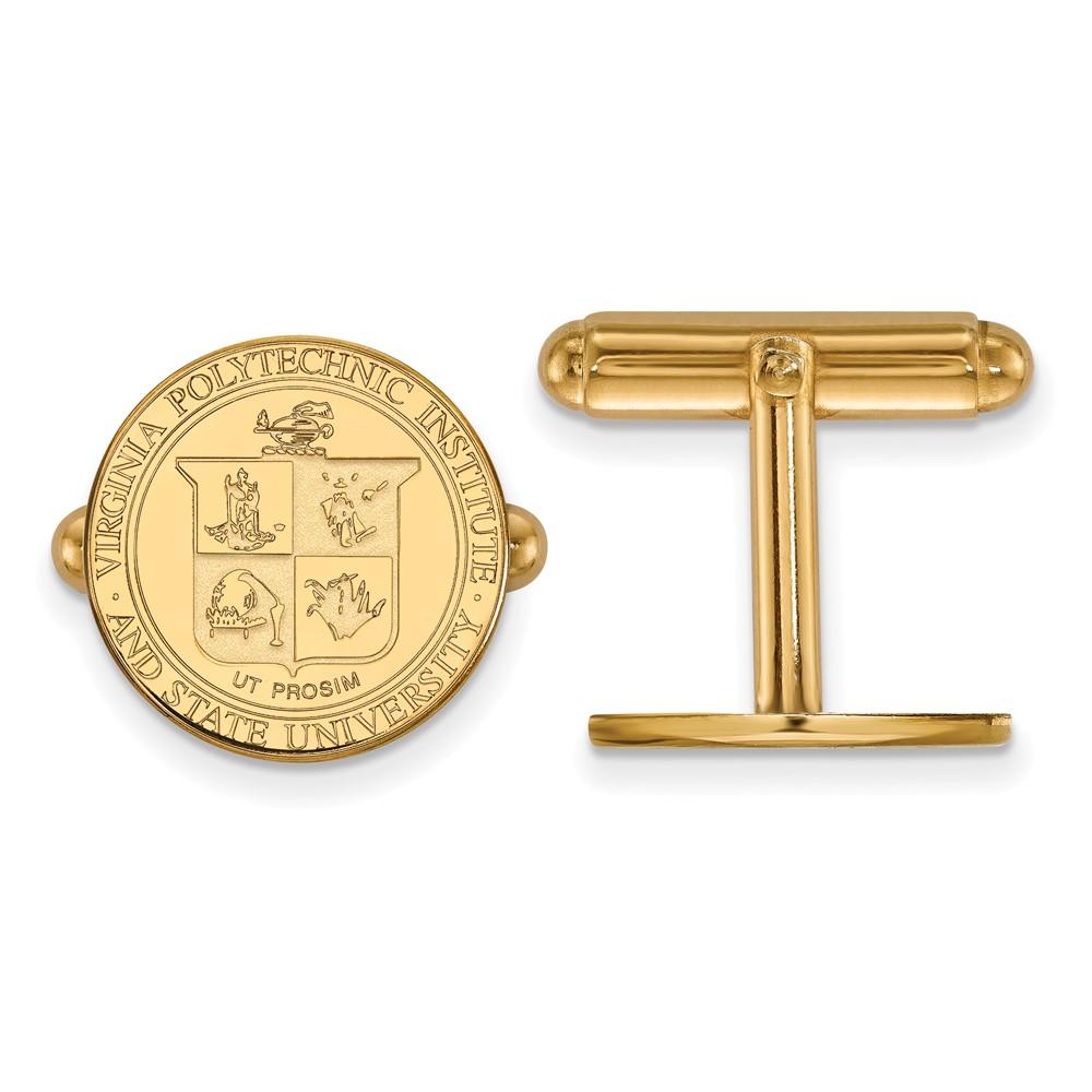 Virginia | Yellow | Tech | NCAA | Gold