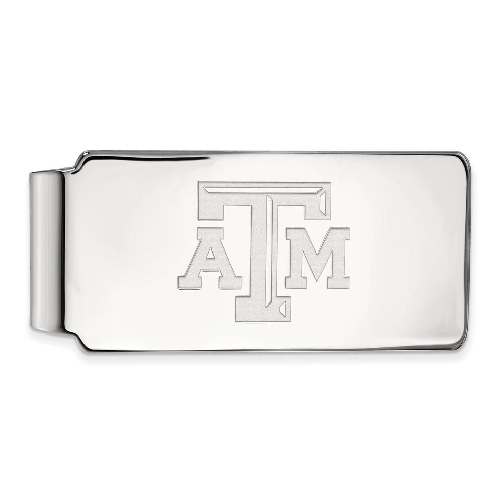 Money | Texas | White | Clip | NCAA | Gold | A&M | 10K