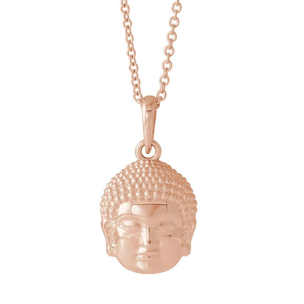 Buddha | Small | Rose | Gold