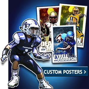 Bleechr Custom Posters