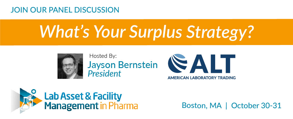 ALT to Host Panel at Lab Asset & Facility Management Summit Image