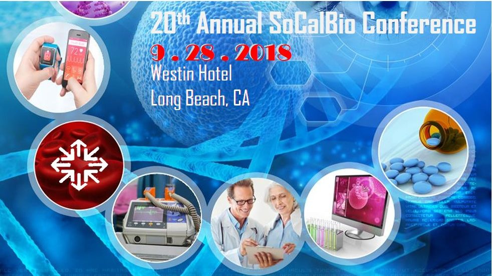Southern California Biomedical Society CEO Dinner + Annual Conference Image