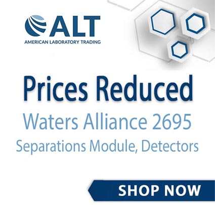 Prices Reduced: Waters Alliance 2695 Separations Modules, Detectors Image