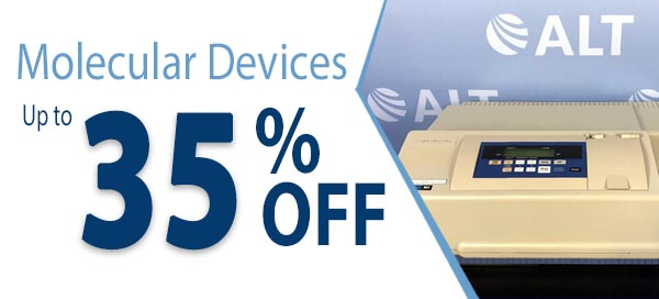 Up to 35% Off Molecular Devices Image