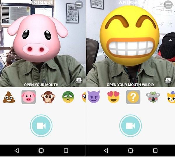 animoji_android