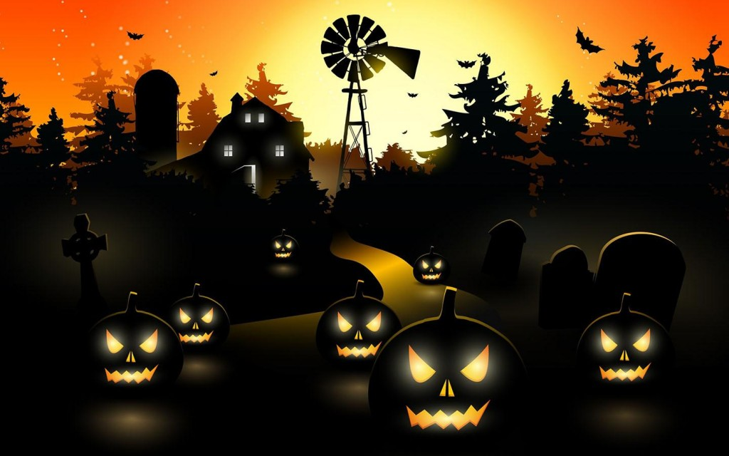 Image 4 apps you must download for Halloween