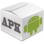 What is an APK file and how do you install one in AndroidOut?
