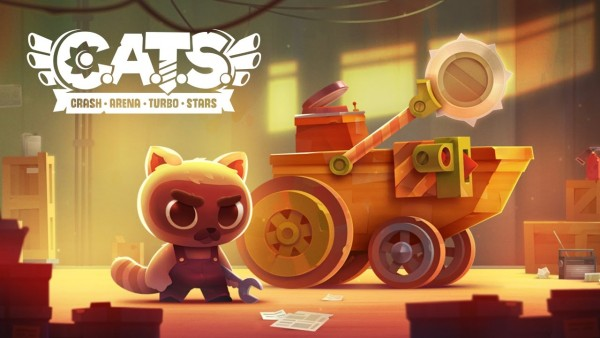 Image 1 How to get started with CATS: Crash Arena Turbo Stars