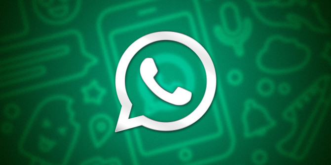 Image 3 - How to write backwards in WhatsApp