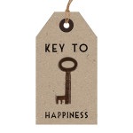 picture of keys to happiness