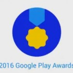 Die Gewinner der Google Play Awards 2016