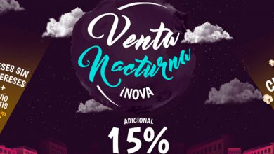 Photo of ¡Nuestra Venta Nocturna ya está aquí!