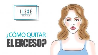 Photo of ¿Cómo quito el exceso de LISSÉ® en mi rostro?