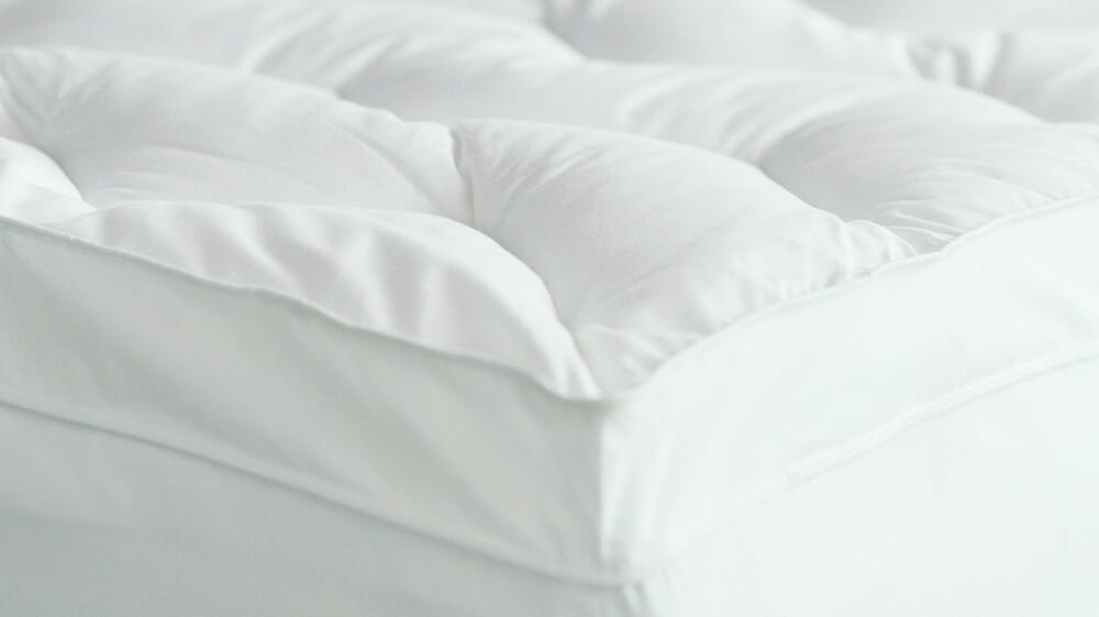 usar un cubre colchón Sognare