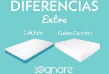 Photo of Mira las diferencias entre el Colchón y Cubre Colchón Sognare®