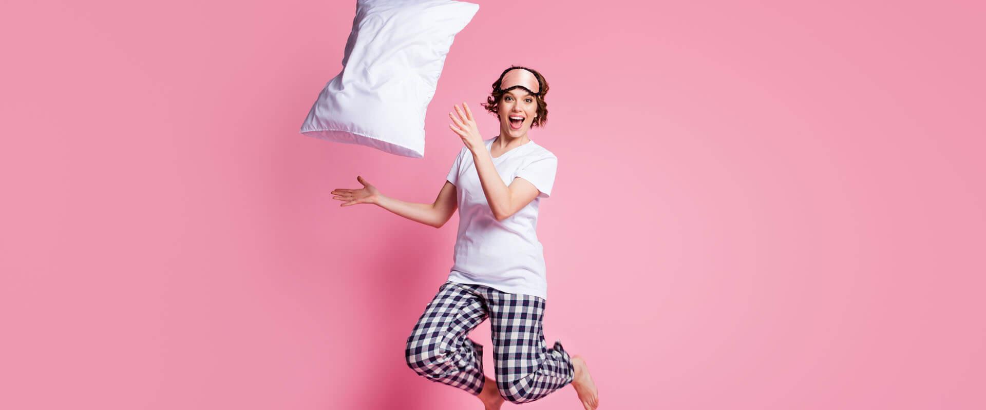 tamaño almohada sognare