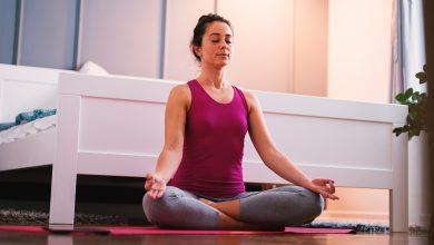 Photo of Elimina el insomnio con esta rutina de yoga