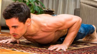 Photo of Haz ejercicio dentro de casa y evita el frío de la temporada