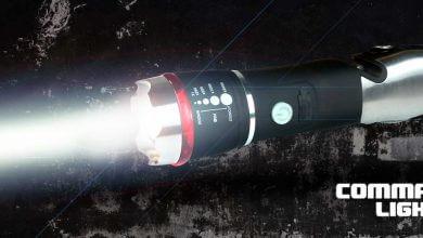 Photo of ¿Ya conoces Commando Light? Es más que una simple linterna