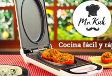 Photo of ¡Cocina rico y en minutos con el nuevo Mr. Kuk!