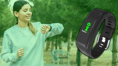 Photo of ¿Para qué sirve una pulsera inteligente? SmartBand de InovaFIT