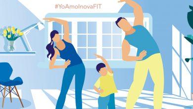 Photo of Beneficios de hacer ejercicio en familia con InovaFIT