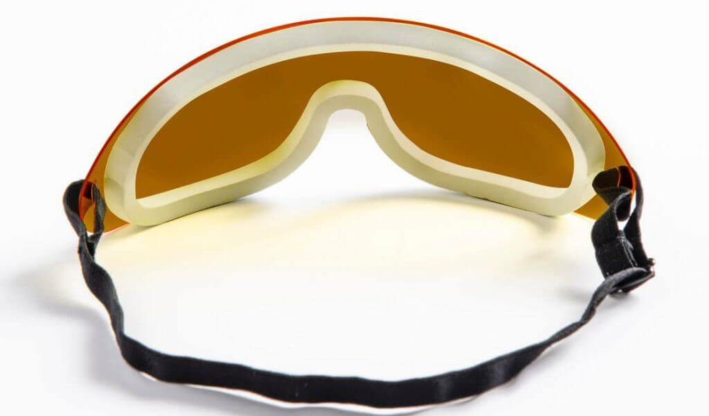 Lentes protectores 360 contra partículas, gotas, sudor y salpicaduras
