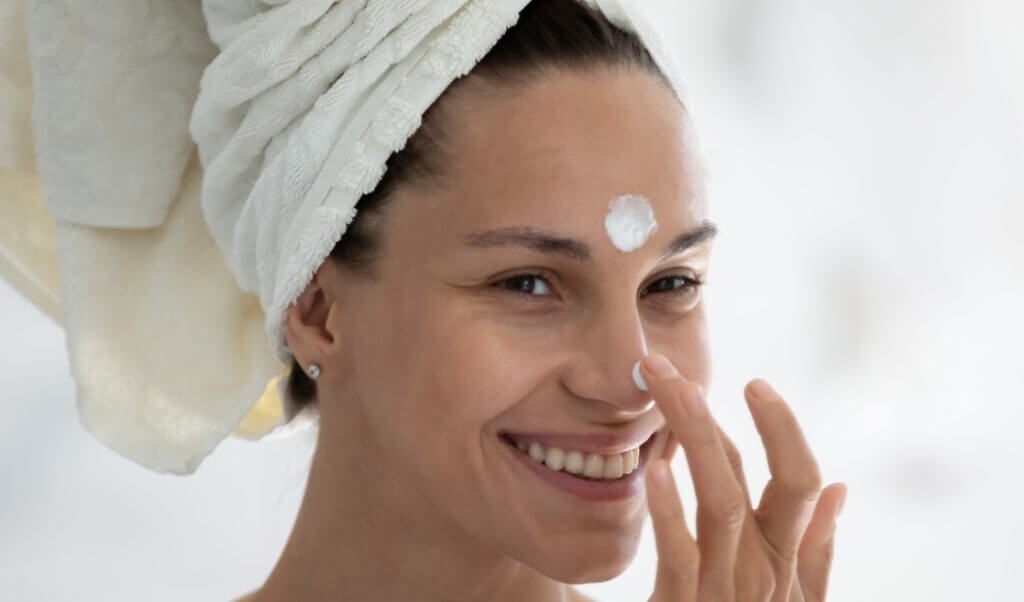 usar protector solar en la piel