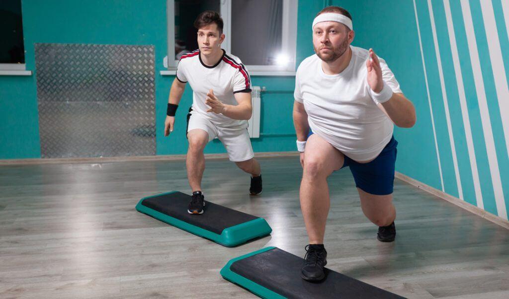 aparatos de ejercicio inovafit