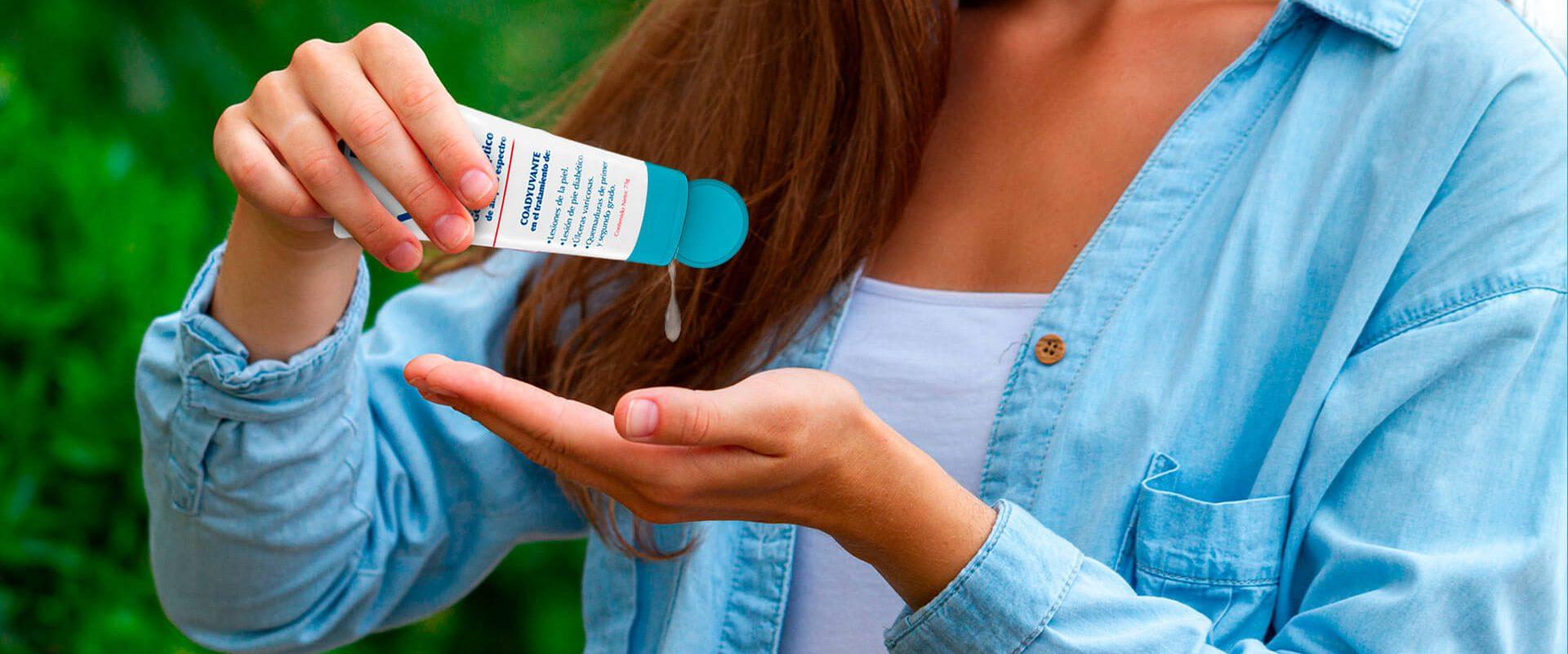 VibaC 30 desinfectante en gel