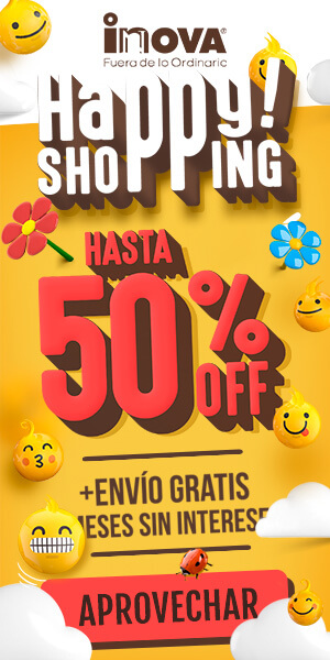 happy shopping inova