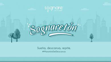 Photo of ¡Súmate al Sognaretón! Participa para ganar un kit especial