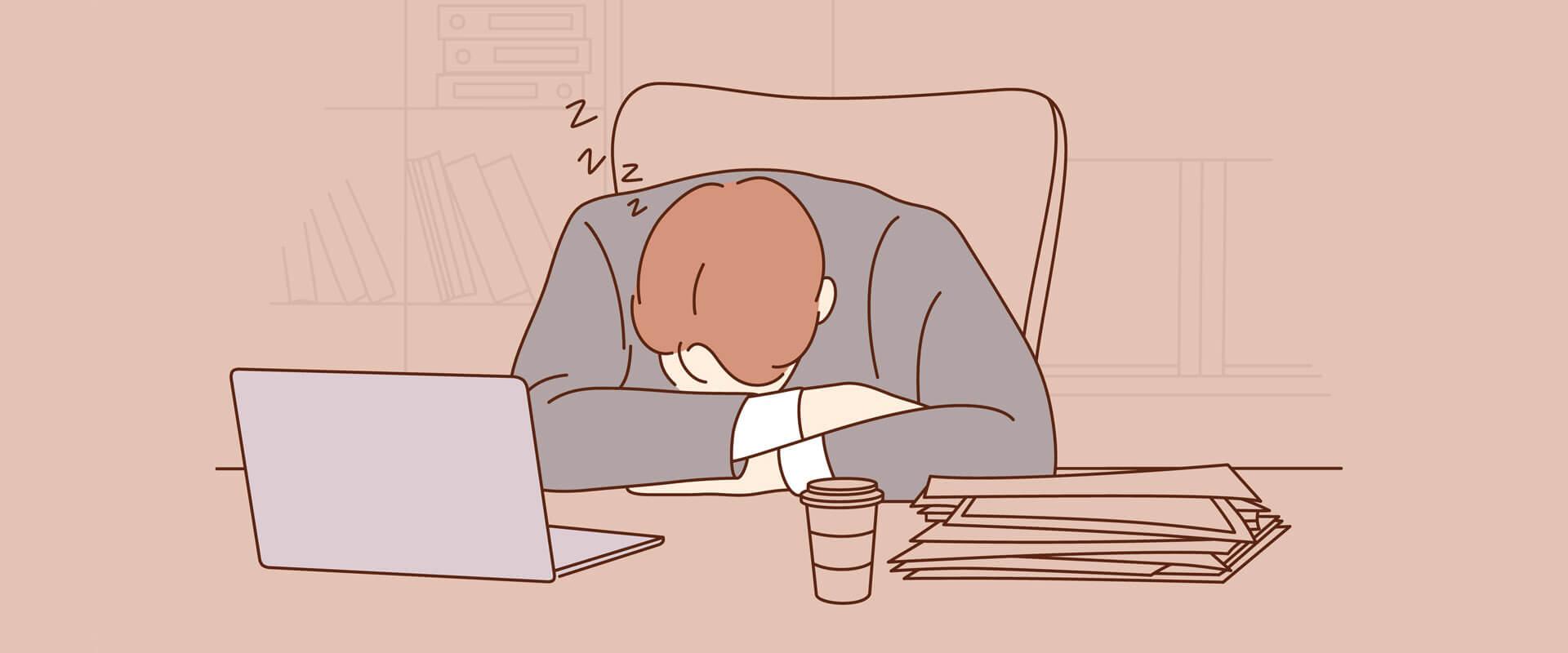 descansos en la jornada laboral son necesarios