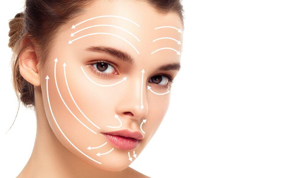 Guía para dar masaje facial