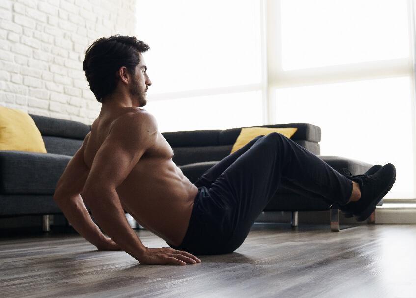 marcar el abdomen depende de diferentes factores