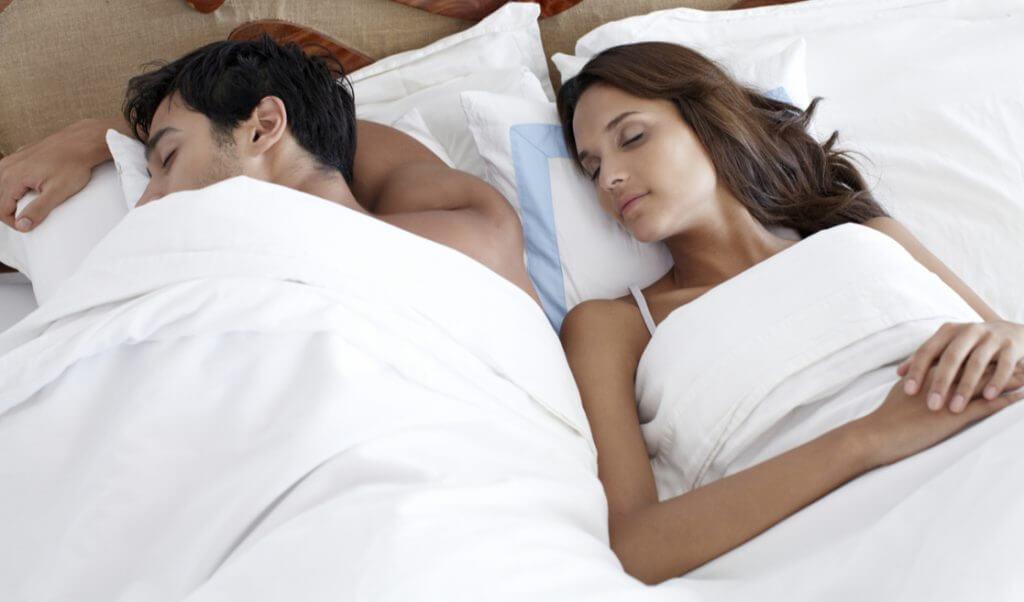 Descanso en pareja