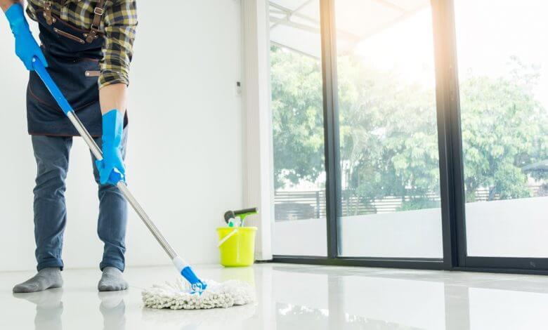 Photo of Tipos de trapeadores para la limpieza del hogar