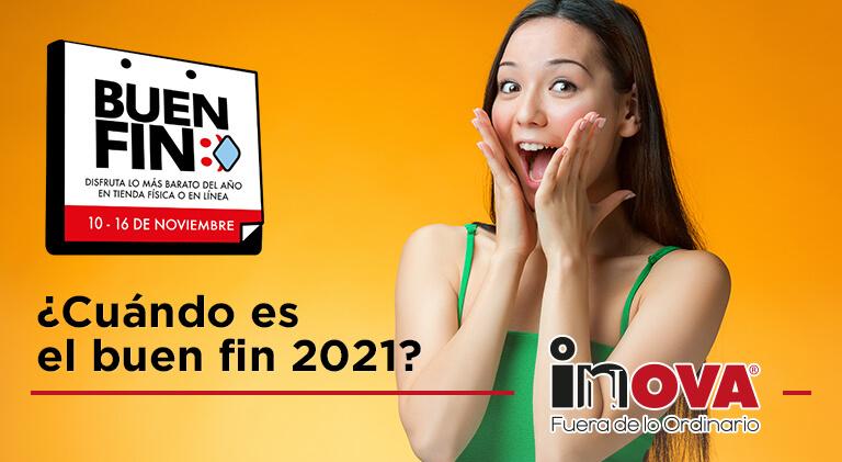 Photo of ¿Cuándo es el buen fin 2021?