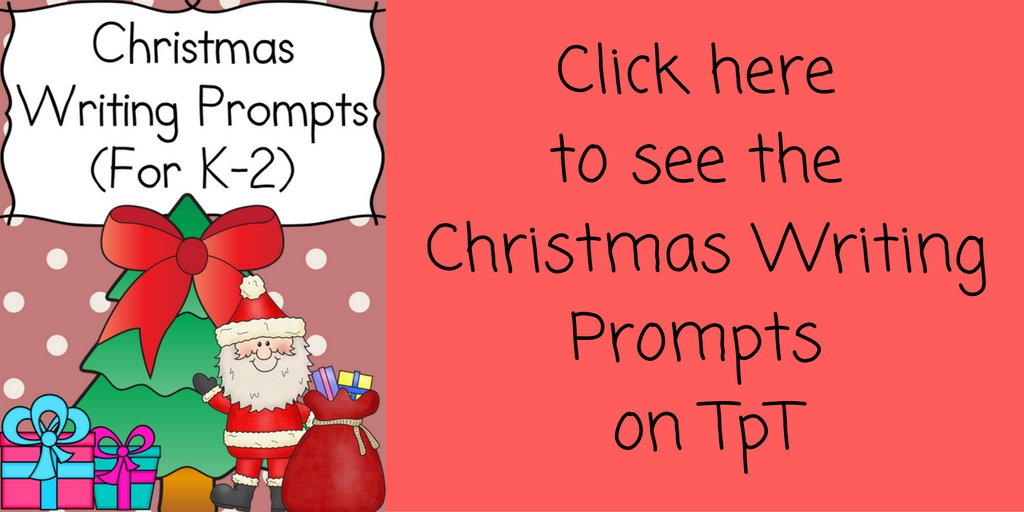 christmas writing prompts 5th grade